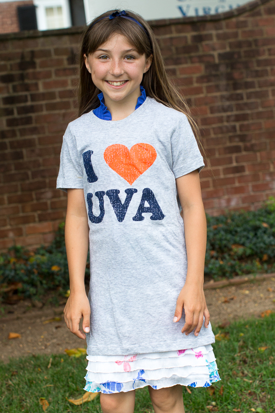 A new fan of UVA and Charlottesville, VA is born.