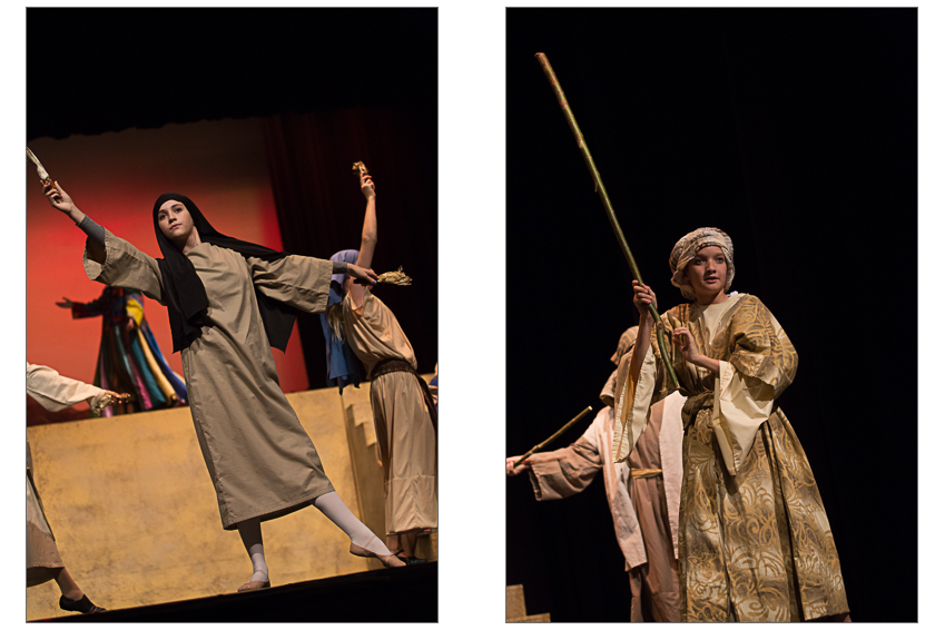 Cheryl Hall Photography | Emerson Troupe Players Joseph and the Amazing Technicolor Dreamcoat