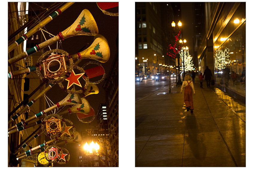 Macy's State Street | Chicago, IL | Cheryl Hall Photography